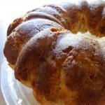 cheesy garlic bacon bread