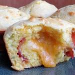Sweet Potato Pecan Scones