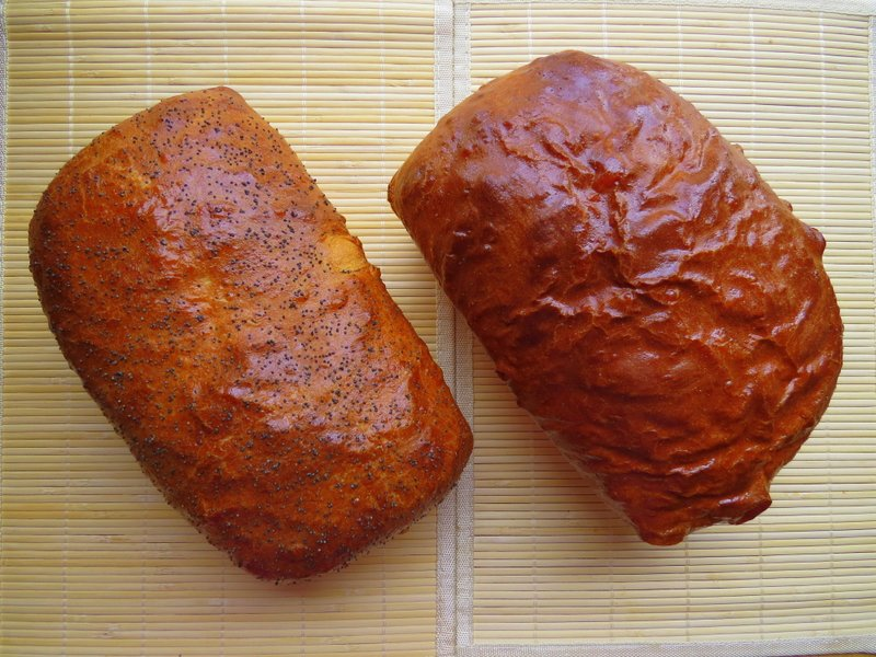 Potato Bread Loaves